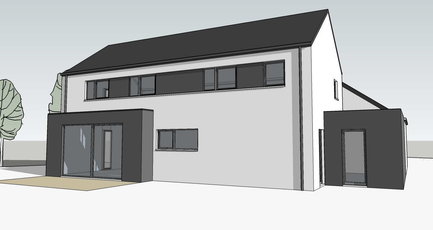tilkin brice architecte li ge projet lh 2 bureau d 39 architecture tilkin. Black Bedroom Furniture Sets. Home Design Ideas