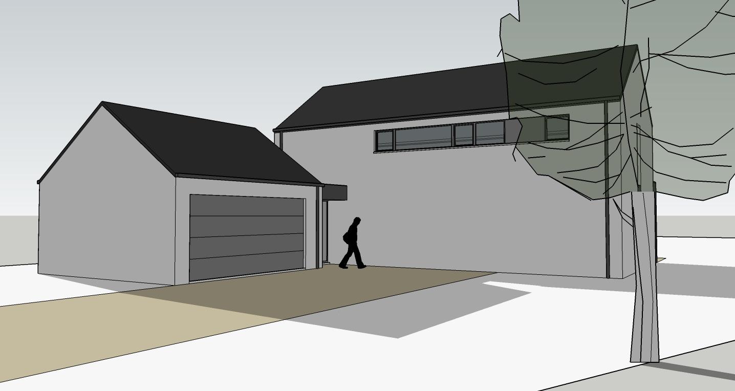 tilkin brice architecte li ge projet lh 3 bureau d 39 architecture tilkin. Black Bedroom Furniture Sets. Home Design Ideas