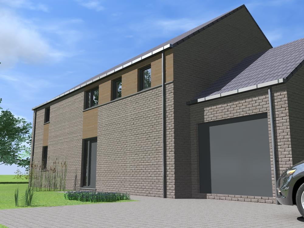 tilkin architecte li ge maison contemporaine 1 bureau d 39 architecture tilkin. Black Bedroom Furniture Sets. Home Design Ideas