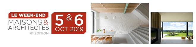 Week-end maison & architectes